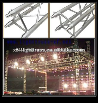 Heavy light aluminum roof truss from Guangzhou