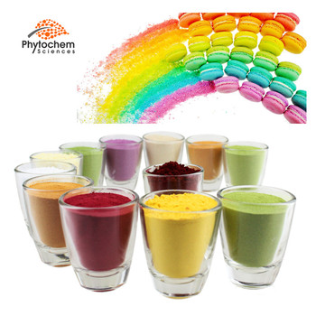 bulk organic pigment colorant natural food grade colors powder colour food coloring