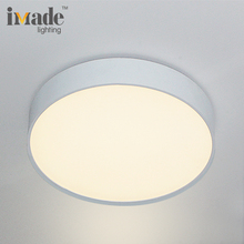 Indoor lighting SMD 36W aluminum round modern ceiling light by CE Rohs certification