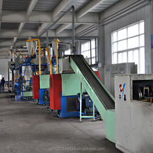 Newest Tech Waste Tire Recycling Plant Rubber Powder Production Line