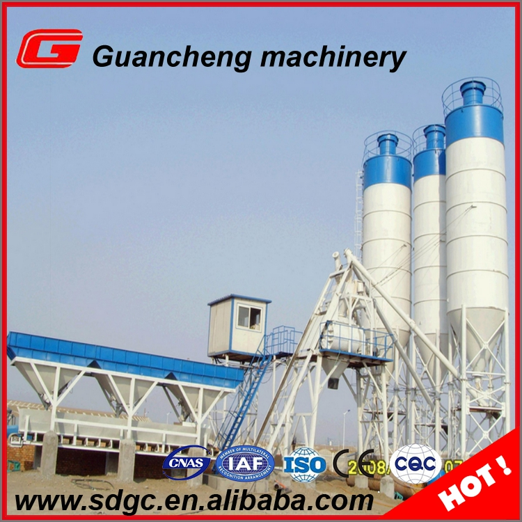 dry mix batching plant concrete mixer station best price