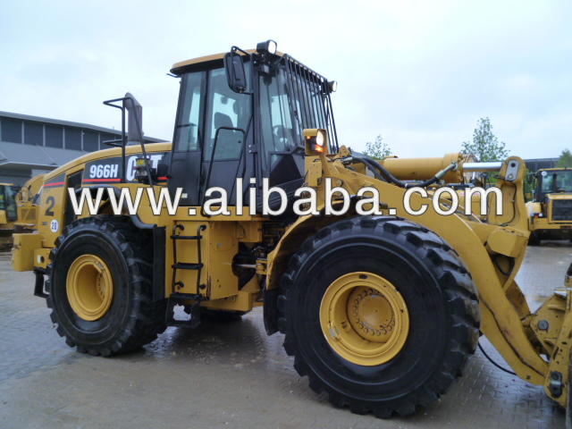 WHEEL LOADER 966H FOR SALE IN SHARJAH