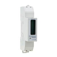 NEW Type Single Phase Modbus 100A Energy Meter Smart Electric Meters