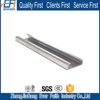Hot Product Cold Bending C Steel Channel Weight Chart