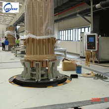 Vertical Coil Winding Machine For Power Transformer