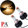 PA Car Head light ZES 80W Lamp Automotive Headlight Kit H11 H9 H8 led bulbs
