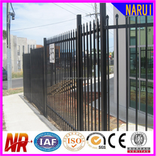 Cheap Decorative Wrought Iron Fence For Homes