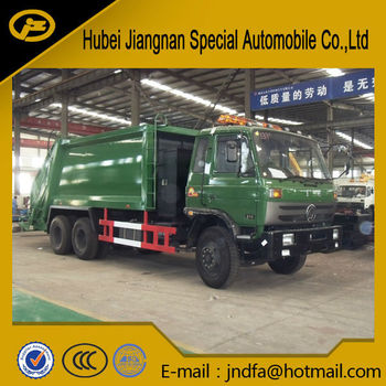 wmkj 2014 new product Foton 5 ton compression garbage truck