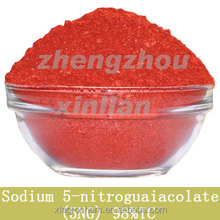High purity plant growth regulator Sodium 5-nitroguaiacolate 98%TC