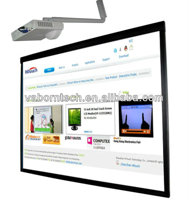 82/90/92/102 inch Electronic Interactive Whiteboard Smart board