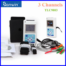 CE Approved ECG Holter System 24-hour Handheld ECG Machine