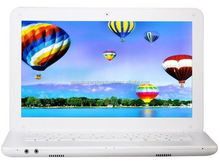 L600 13.3in LCD Screen Notebook (White)