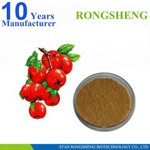 supplying natural hawthorne berry powder