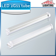 2016 Latest CE ROHS high quality 20w 2g11 led tube ,4pins Tube 2G11