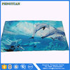 Wenshan wholesale blue and white striped printed beach towel