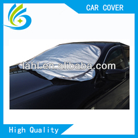 Super uv proof and easy store foldable car front windshield sunshade