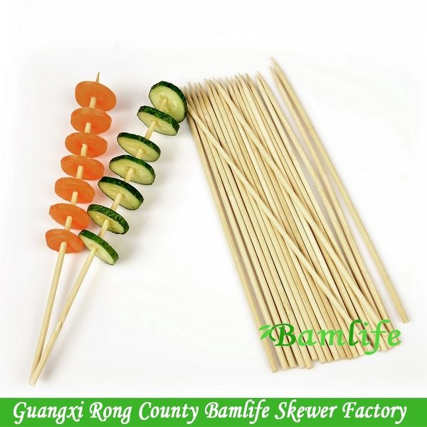 Wholesale sushi bamboo party sticks