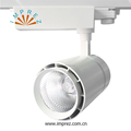 3 phase 4 wires 3wire 2 wire track adaptor High Quality Aluminium ceiling led tracking light Rail System