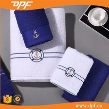 China supplier oshibori towel for first class airline