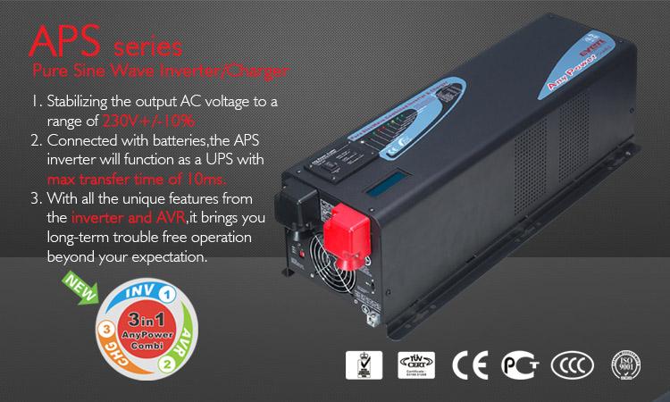 3000w Inverter Generator Avr Inbuilt 3000w Power Inverter