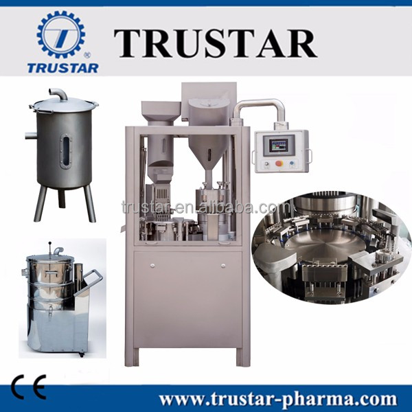 Fully automatic semi-automatic small cheap capsule filler filling machine for powder pellet pharmaceutical food factory price