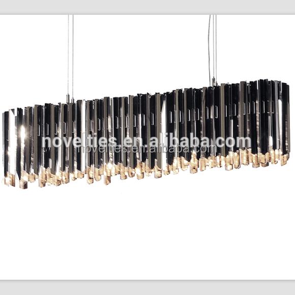 modern oval chandelier : Chandelier Gallery