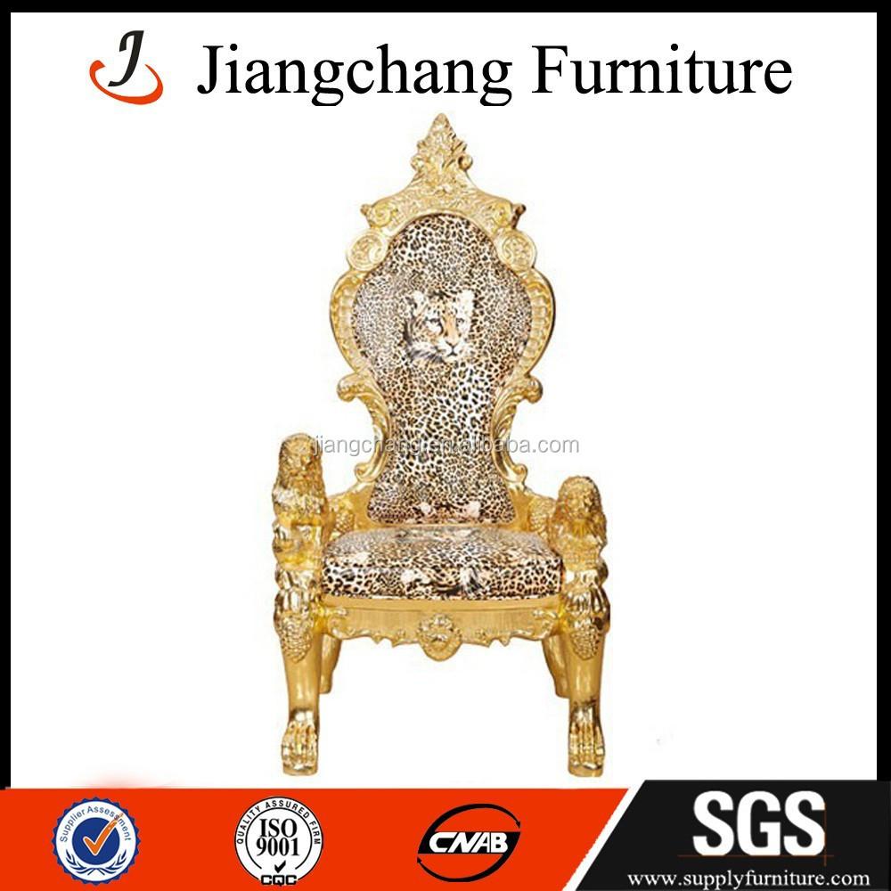 hei er verkauf luxuri se k nige l we stuhl jc k102. Black Bedroom Furniture Sets. Home Design Ideas