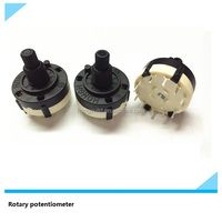 Rotary switch single position 2 postion 3 postion 4 position rotary switch