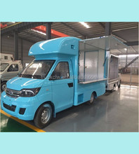 Beach movement pizza food sales restaurant truck ,Restaurant car,Restaurant truck