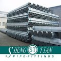 SCH10 STD SCH40 SCH80 ASTMA53-B Black Seamless Steel Pipe