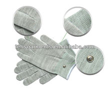 ten therapy massager textile electric conductive glove