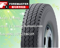 DURUN brand 900R20 truck tyre made in China