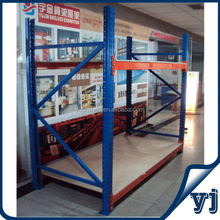 Beam supporting warehouse factory storage rack /Steel adjustable pallet selective rack