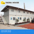 Good air permeability economic modular steel structure prefab luxury container hotel room for sale