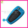 Factory directly low price fancy decorative oem design silicone car remote key casing