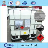 food grade pulisi Glacial Acetic acid