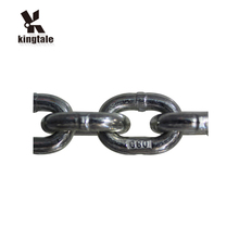 Kingtale Professional zinc plated iron chain snow roller link dog kennel