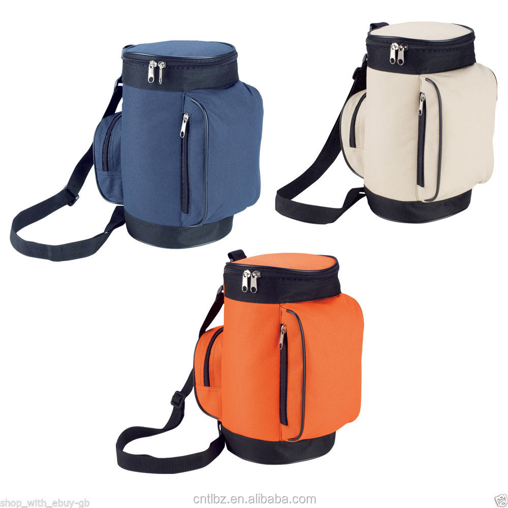 Cool Bag Golf Caddy Style Lunch Travel Picnic Summer Cooler Beach bag