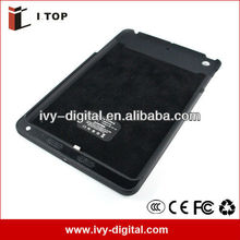 Newest! IB047 6800mAh External Battery case for ipad mini,Made in china