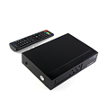 Hot selling now hd world tv receivre freesat v7 combo hd satellite receiver biss key cccam powervu