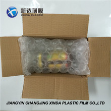 plastic air cushion bag cushion sheet cushion film