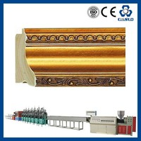 PS PICTURE FRAMES / PROFILE EXTRUDING MACHINE, PRODUCTION LINE