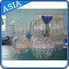 Top Quality 1.0mm TPU Inflatable Bumper Ball / Bubble Soccer for Rental