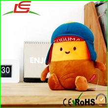 Wholesale 10inch cotton potato goguma food plush toy doll