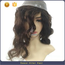No Shedding Factory Price Female Toupee