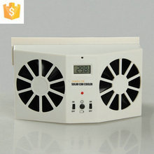 Hot Sale Solar Powered Cool Cooler Fan Air Vent Car Fan