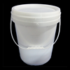 High quality food grade container 20L plastic bucket for packing