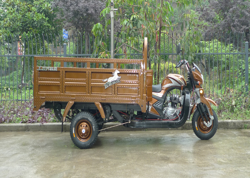 150cc heavy loading farming truck van cargo tricycle