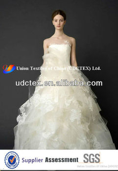 For Wedding Organza Fabric