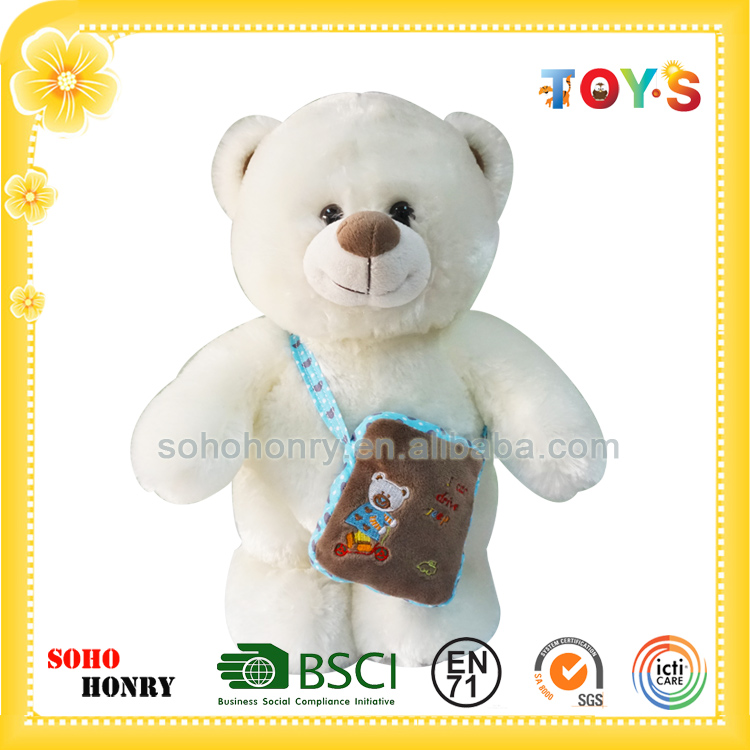 Description of Teddy Bear Standing Teddy Bear Plush Toy
